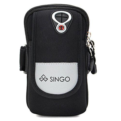 SINGO Armband für iPhone 8 / 8plus / 7 / 7plus / 6 / 6plus Arm Telefon Halter Reflektierende sicher für jeden Bildschirm laufen 4,7