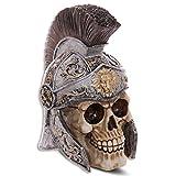 Deko Totenkopf 'Centurio' Totenschädel Figur Dekoration