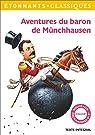 Aventures du baron de Münchhausen par Clavel