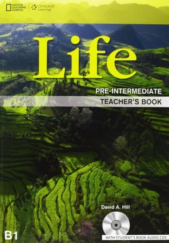 Life Pre-Intermediate: Teacher's Book by Mari Vargo (2012-07-05)