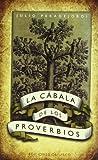 La cábala de los proverbios (CABALA Y JUDAISMO)