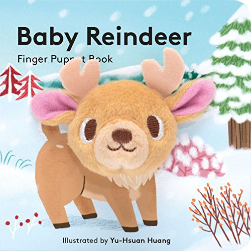 Baby-Reindeer-Finger-Puppet-Book-Little-Finger-Puppet-Board-Books