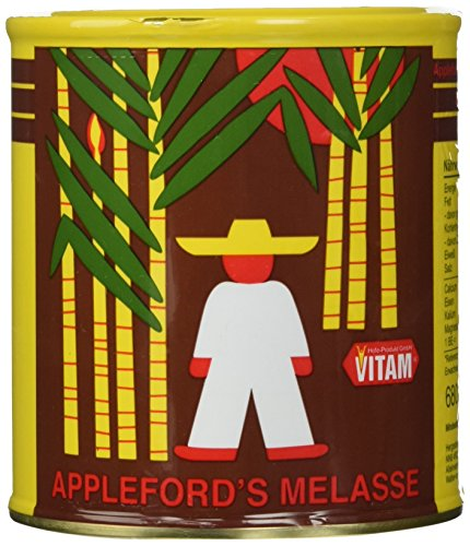VITAM Appleford's Melasse, 2er Pack (2 x 680 g)