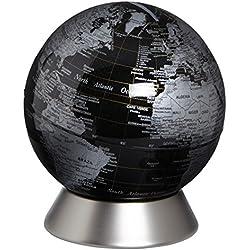 Globus Hucha Orion Negro Decorativo y instructivo Globus Globos