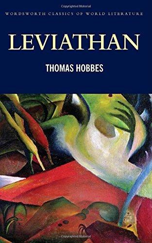 Leviathan (Classics of World Literature) by Thomas Hobbes (2014-07-07)
