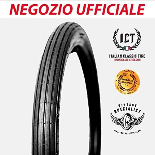 2.00-18ICT gerillt Reifen für Motorrad von EPCA (Vintage Motorrad-reifen 18)