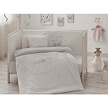 TAÇ 71241211 Nakışlı Bebek Uyku Seti, Happy Baby