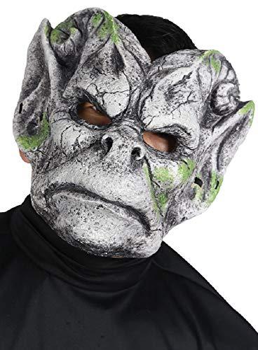 Kostüm Gargoyle - Kostüm für Herren und Damen, Grauer Stein, Gargoyle, Halloween, Kobold-Kostüm, Kostüm, Kostüm, Kostü