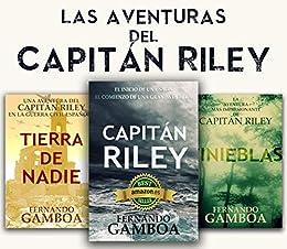 LAS AVENTURAS DEL CAPITÁN RILEY: Capitán Riley+Tinieblas