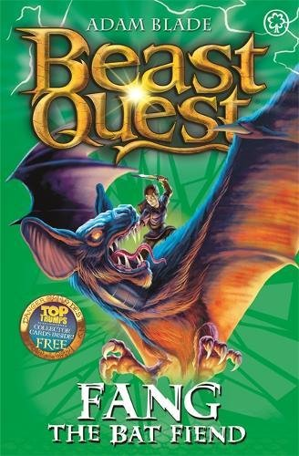 Fang the Bat Fiend: Series 6 Book 3 (Beast Quest)