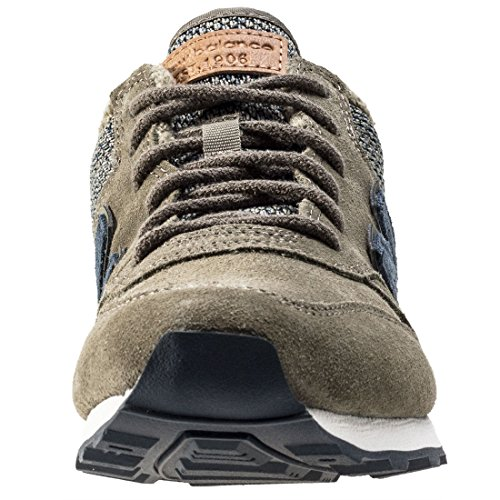 New Balance 996 Mid, Sneakers Hautes Femme Olive