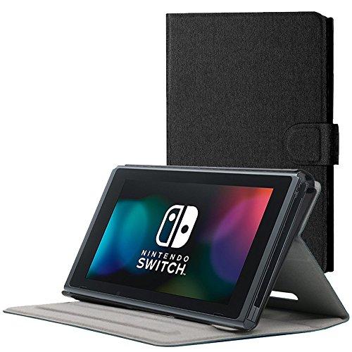 avidet-coque-pour-nintendo-switch-smart-case-avec-stand-case-de-protection-en-polyurethane-noir