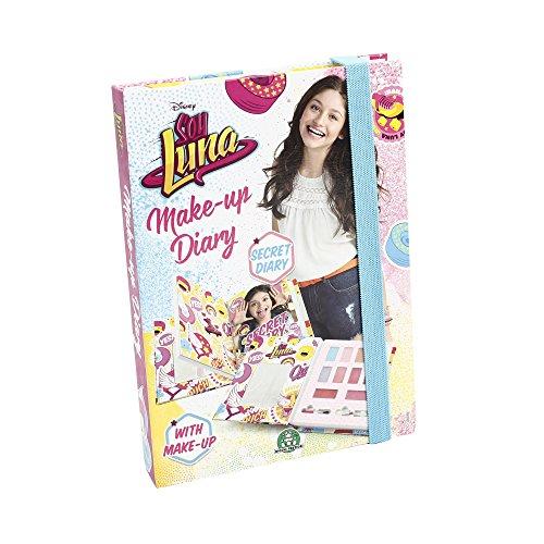 SOY LUNA 70035001 - Diary MU Spielzeug