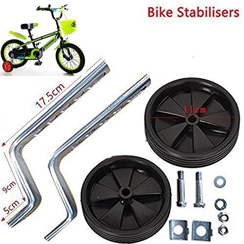 Pusheng Kids Bicycle Bike Stabilisers Cycle Children 12-20