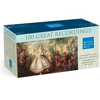 Deutsche Harmonia Mundi 100 Great Recordings