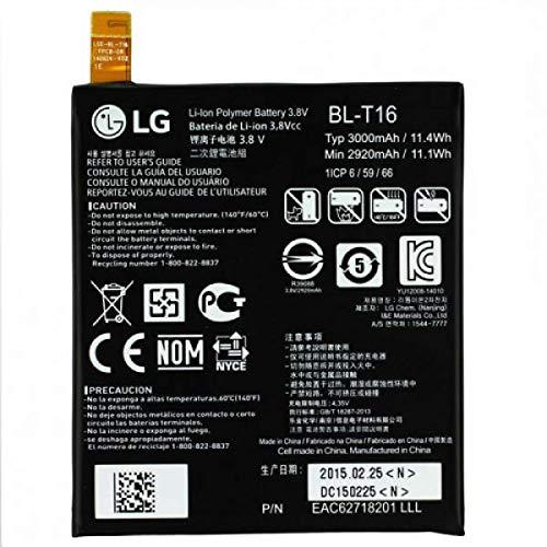 Original LG G Flex 2 Flex2 Akku BL-T16 (Ersatz Handy Lg Batterie)