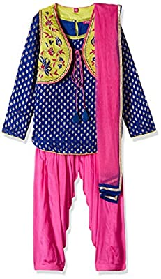 Biba Girls' Dress Suit