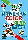 Window-Color-Spaß: Fröhliche Vorlagen für 50 Fensterbilder