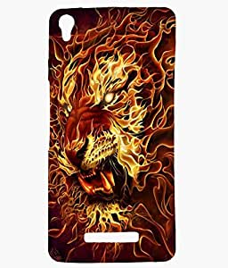 NEU SPEED HIGH QUALITY PRINTED BACK COVER FOR MICROMAX CANVAS JUICE 3+ Q394 MULTI-03