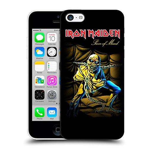 Offizielle Iron Maiden Somewhere Plattencover Ruckseite Hülle für Apple iPhone 6 / 6s Piece Of Mind