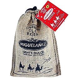 Carbón de Reyes Miguelañez + Biscuits de Galicia Sonrisas Choc sin aceite de palma