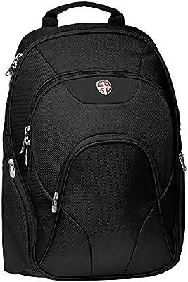 Elle Martillo Laptop Mochila Deluxe Backpack Black