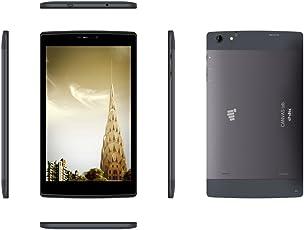 Micromax Canavas Plex Tab Tablet (8 inch, 16GB, Wi-Fi + 4G LTE, Voice Calling), Grey