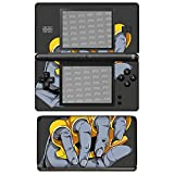 Nintendo DS-Lite Design Skin 'Iron Fist' Autocollant Sticker pour DS-Lite