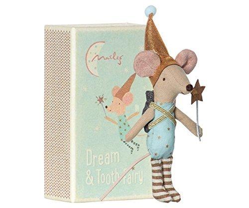 Maileg Boy Dream & Tooth Fairy in a Box by Maileg -