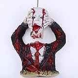 Lxj Halloween Haunted KTV casa DEE Vino Bar decoración atrezzo Mano corazón Roto Mano Miembro Fantasma Juguete Terror Colgante Ghos Roto T