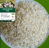 LuCano 10 kg Hunde BARF Ergänzungsfutter Reisflocken PUR