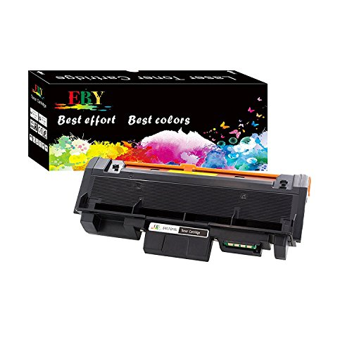 EBY Toner Samsung MLT-D116, MLT-D116L, D116L, 116L, MLTD116L,MLT-D116 /ELS kompatibel für Samsung SL-M2675FN M2885FW M2875FW M2625 M2626 M2835 M2835DW M2675 FN M2825 M2826 M2875 M2876 Drucker schwarz