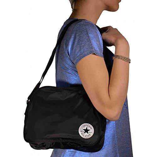 Converse CT Essential Negro bolsas bandolera, talla única