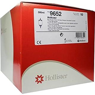 HOLLISTER Urin Beinbtl.m.Abl 10 St Beutel