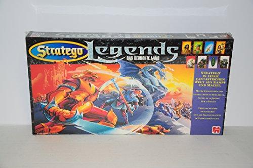 Jumbo Spiele 00504 - Stratego Legends