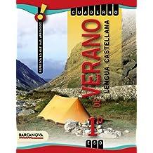 Lengua castellana, 1 eso. cuaderno de vacaciones (Materials Educatius - Material Complementari Eso)