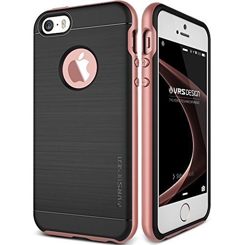 VRS Design High Pro Shield Schutzhülle Ultra Slim für iPhone Sich Rosa Gold Contour Design Iphone