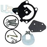 Kit de réparation de carburateur pour Yamaha 2Stroke 40hp 66t-w0093–00–00