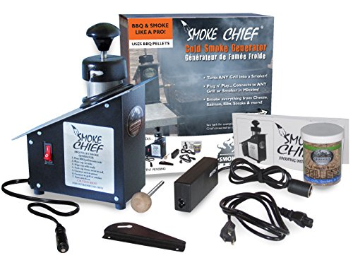 Räucheröfen Produkte 9500–000–0000 Smoke Chief Cold Smoke Generator
