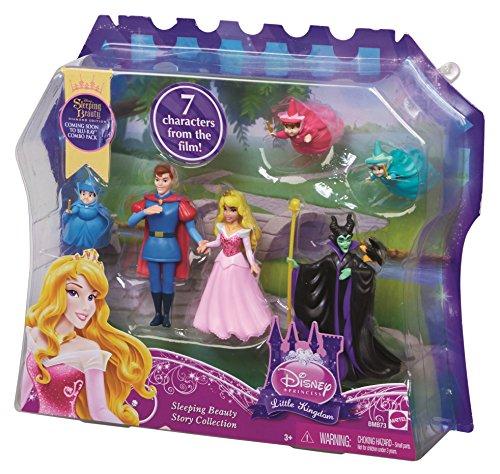 disney-princesses-bmb73-poupee-mannequin-coffret-aurore-et-personnages