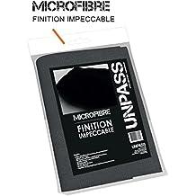 UNPASS 990500 Microfibre Noire 420g/m²