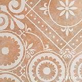 FALQUON Q005 Terracotta Ornament Laminat Matt 8mm (1,996m²)