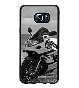 Fuson Designer Back Case Cover for Samsung Galaxy Note 5 :: Samsung Galaxy Note 5 N920G :: Samsung Galaxy Note5 N920T N920A N920I (sports enfield royal bullet motorcycle)