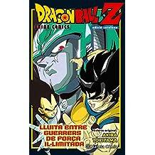 Dragon Ball Z, Lluita entre guerrers de força il·limitada : xoc! : els guerrers de 10000 milions de poder (BOLA DE DRAC PEL·LÍCULES, Band 192)
