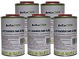 ButKarCHEM 2,5 Kg Karbid (nur 5% Staubanteil) langanhaltende Gas (Entwicklung in 10-17) (2,5KG)