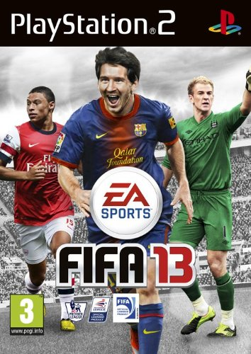 [UK-Import]FIFA 13 Game PS2 (Ps2-fifa 13)