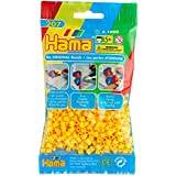 Hama Beads - Yellow (1000 Midi Beads)