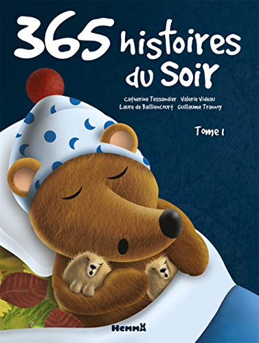 365 histoires du soir - Tome 1 (T1)