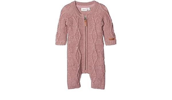 NAME IT NBMWRILLA Wool LS Knit Suit