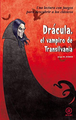 portada Drácula el vampiro de Transilvania